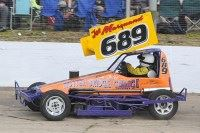 BriSCA F2 2016 White & Yellow (St Day)