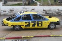Saloon Stock Cars 2016 White & Yellow
