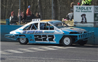 Saloon Stock Cars 2020 White & Yellow