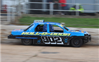 Saloon Stock Cars 2020 (St Day)