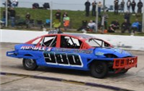 Saloon Stock Cars 2019 (St Day)